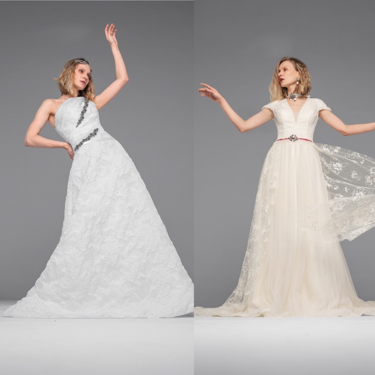0e773ae24d Uauuu! Do you feel the warrior princesses who are looking forward to  wearing these dresses